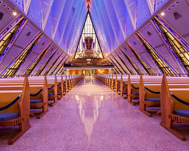 Air Force Academy Chapel, Colorado Springs