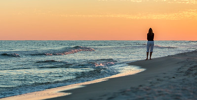"""I Miss Him"", Orange Beach Alabama"