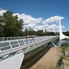 Sun Dial Bridge, Redding California