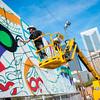 Gorilla Mural - GONZO247