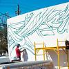 Gorilla Mural GONZO247