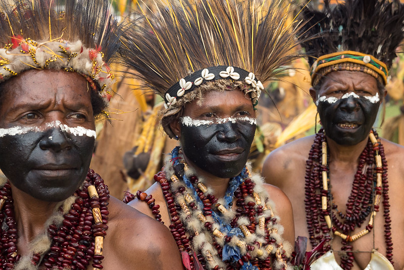 Goroka Show Sing-Sing 2019 Independent State of Papua New Guinea