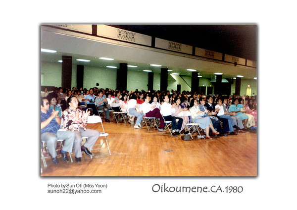 CA.Oikoumene -1980