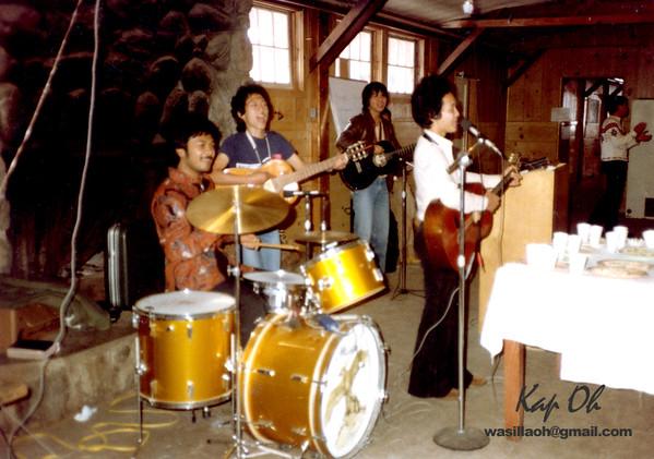 California Retreat-1981