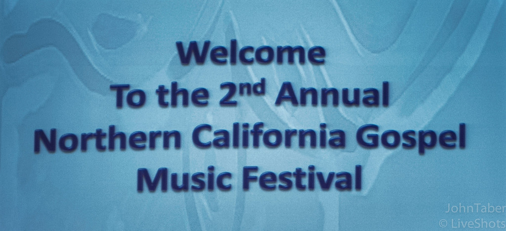 The 2nd Annual Northern Calif Gospel Music Festival