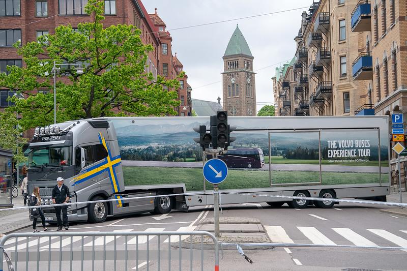 volvo truck göteborgsvarvet göteborg