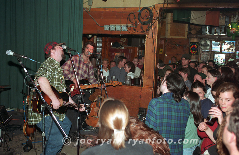 """The Gourds<br /> """"Redneck Mother"""" <br /> Starry Plough, Berkeley, CA<br /> February 10, 1998"""