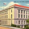 Postcard U.S. Post Office #751 (05018)