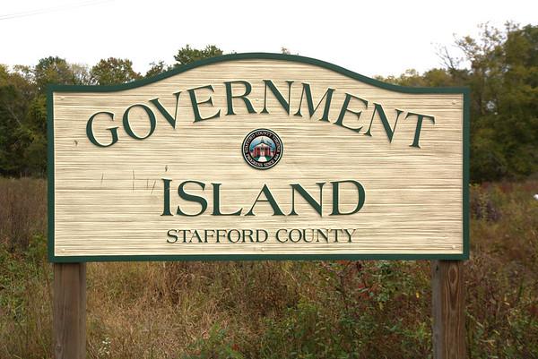 Government Island  Va.  Part I