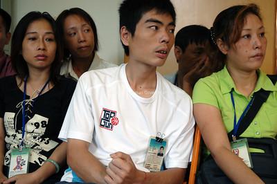 HIV/AIDS, Nanning, China, 2006. Courtesy & © Australian Government, AusAID. AUSAIDXXX