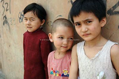 Uyghur people, Urumqi, China, 2006. Courtesy & © Australian Government, AusAID. AUSAIDXXX