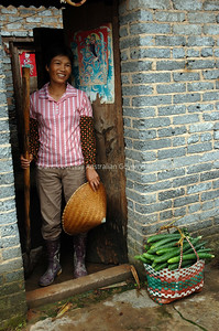 Agriculture Projects, Nanning, China, 2006. Courtesy & © Australian Government, AusAID. AUSAIDXXX