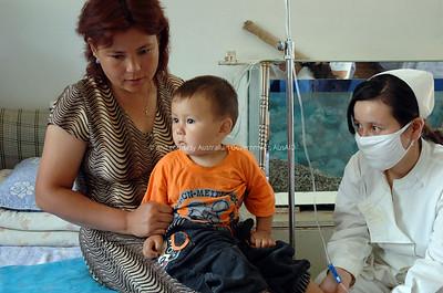 Health Education, Yining, China, 2006. Courtesy & © Australian Government, AusAID. AUSAIDXXX