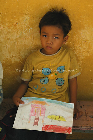 Education, Cambodia, 2006. Courtesy & © Australian Government, AusAID. AUSAIDXXX