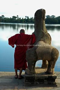 Angkor Wat,Cambodia, 2006. Courtesy & © Australian Government, AusAID. AUSAIDXXX