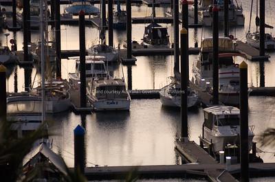 Marina, Mackay, 2007. Courtesy and © Australian Government, ACS