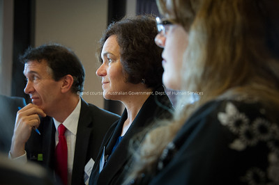 Leadership Dialogue Session, Tuggeranong, Canberra, 21 June 2013