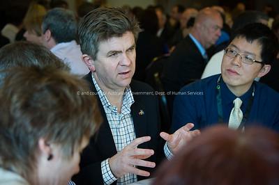Leadership Dialogue Session, Tuggeranong, Canberra, 21 June 2013