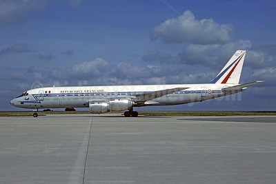 Republique Francaise (French Air Force) McDonnell Douglas DC-8-72 (F) F-RAFD (msn 46043) CDG (Christian Volpati). Image: 945894.