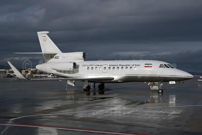 Islamic Republic of Iran Dassault Falcon 900EX EP-IGC (msn 134) ZRH (Rolf Wallner). Image: 948648.