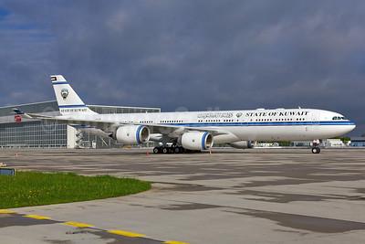 State of Kuwait Airbus A340-542 9K-GBA (msn 1091) MUC (Arnd Wolf). Image: 912000.
