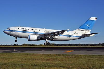 State of Kuwait Airbus A310-308 9K-ALD (msn 648) JFK (Ken Petersen). Image: 903912.