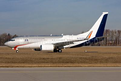 Koninkrijk der Nederlanden Boeing 737-700 WL (BBJ) PH-GOV (msn 64970) MUC (Gunter Mayer). Image: 955322.