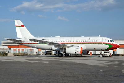 Oman (Royal Flight of Oman) Airbus A319-133 (ACJ) A40-AJ (msn 4992) YYZ (TMK Photography). Image: 923626.