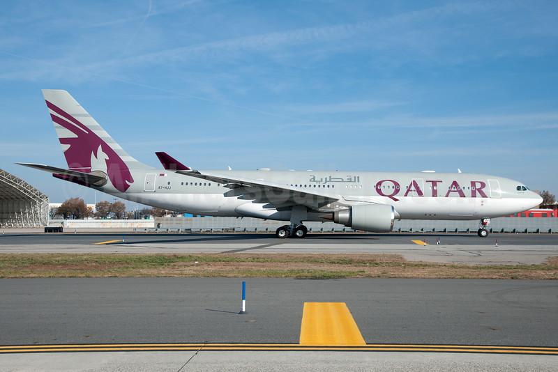 Qatar Amiri Flight Airbus A330-202 A7-HJJ (msn 487) JFK (Fred Freketic). Image: 934348.