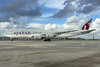 Qatar Amiri Flight Boeing 747-8KB (BBJ) A7-HHE (msn 37544) MIA (L. Apso). Image: 934350.