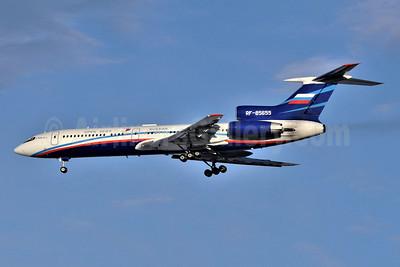 Open Skies Russian Federation (Russian Air Force) Tupolev Tu-154M-LK-1 RF-85655 (msn 798) IAD (Keith Sommer). Image: 952605.