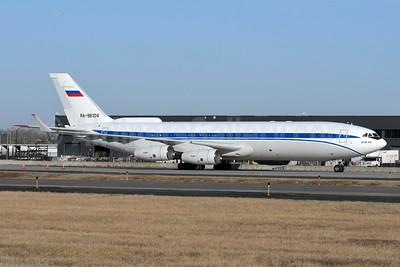Russia Ilyushin Il-96-400 RA-96104 (msn 97693201004) IAD (Keith Sommer). Image: 952609.