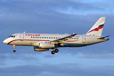 Russia-Ministry for Emergency Situations Sukoi Superjet 100-95LR RA-89067 (msn 95069) ZRH (Andi Hiltl). Image: 937857.