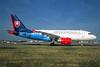 Slovenska Republika (Slovak Republic) Airbus A319-115 (ACJ) OM-BYA (msn 2550) ORY (Jacques Guillem). Image: 940983.