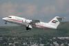 United Arab Emirates (Abu Dhabi Amiri Flight)   BAe RJ85 N511XJ (A6-RJ2) (msn E2325) YYC (Chris Sands). Image: 928855.