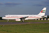 United Arab Emirates (Abu Dhabi Amiri Flight)  Airbus A320-232 A6-HMS (msn 3379) LHR. Image: 928854.