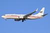 United Arab Emirates (Abu Dhabi Amiri Flight)  Boeing 737-8AJ A6-HEH (msn 32825) DXB (Paul Denton). Image: 904580.