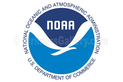 1. National Oceanic and Atmospheric Administration (NOAA) logo