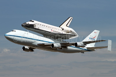 "Transporting Space Shuttle ""Endeavor"""