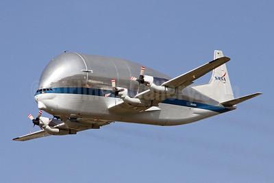 NASA Boeing-Aero Spacelines 377SGT Super Guppy Turbine N941NA (msn 004) BFI (Duncan Kirk). Image: 908932.