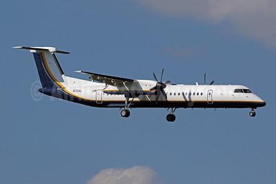 U.S. Department of Justice Bombardier DHC-8-402 (Q400) N721AL (msn 4235) HEF (Brian McDonough). Image: 954420.