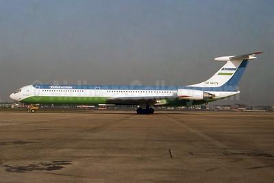 Uzbekistan (Government) Ilyushin Il-62M UK86579 (msn 2951636) LHR (SPA). Image: 954508.