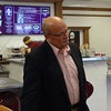 John Gregg At Good's Candy Store In Anderson, IN