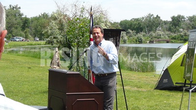 Steve Bullock At Public Land Access Event In Billings, MT
