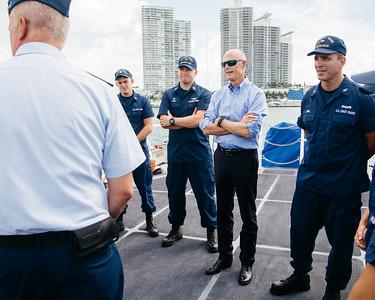 8-19-2015 U.S. Coast Guard Meeting
