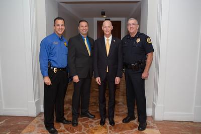 8-01-2016 Police Chiefs Association Meeting