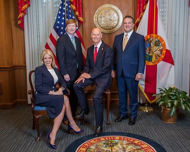 2017 Cabinet Portrait