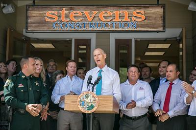 8-21-2017 Fort Myers Steven Construction Jobs Highlight