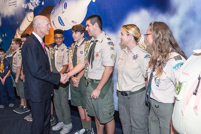 12-1-2016 Orlando Boy Scouts Leadership Dinner