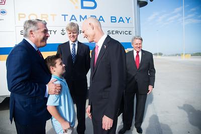 12-13-2016 Tampa Florida Seaports Economic  Highlight